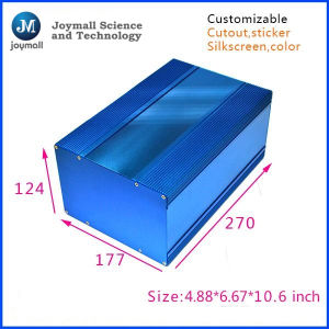 Aluminum Extrusion Enclosure Type Aluminum Box pictures & photos