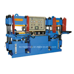 Full Automatic Rubber Machine for Rubber Silicone Products (KS200FR) pictures & photos