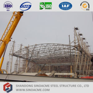 Prefabricated Steel Structure Exhibition Hall pictures & photos