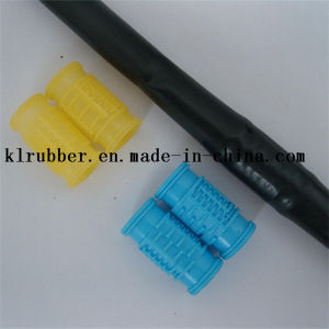 Plastic Drip Irrigation Pipe with Round Drippers pictures & photos