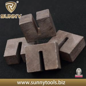 Factory Direct Supply Diamond Granite Cutting Blade Segment pictures & photos