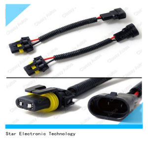 China Factory Auto 9006 H4 Wiring Harness Socket Wire Harness Connector pictures & photos