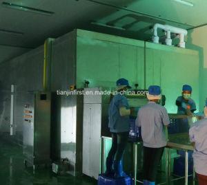 Food Quick Freezing Machine/ IQF Freezer pictures & photos