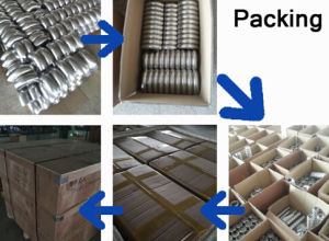 Sanitary Stainless Steel Hose Fitting pictures & photos