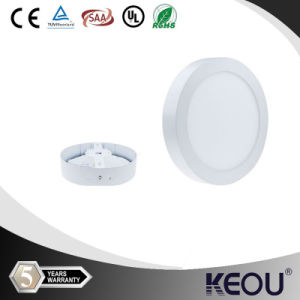 SAA Saso Approved Diameter 120mm 6W/7W LED Ceiling Light pictures & photos