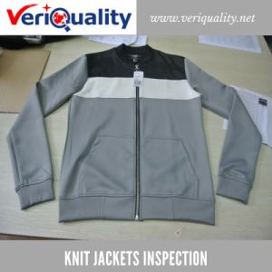 Knit Jackets Quality Control Inspection Service at Ningbo, Zhejiang pictures & photos