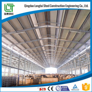 Steel Prefab Pigsty pictures & photos