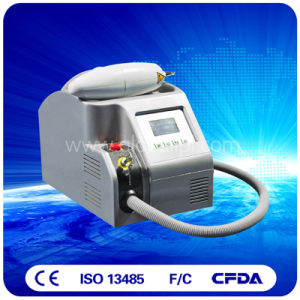 10600nm ND YAG Laser Tattoo Removal Machine (US400) pictures & photos