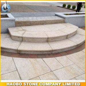 Haobo Granite G682 Stepstone Stair and Riser