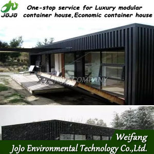 Fabricate Shipping Container Holiday House/Holiday House Container pictures & photos