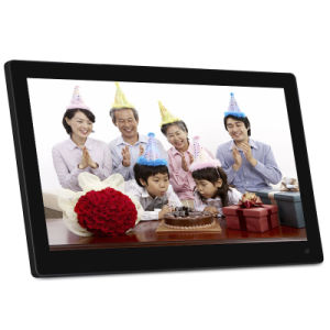 15.6inch IPS Digital Photo Frame pictures & photos