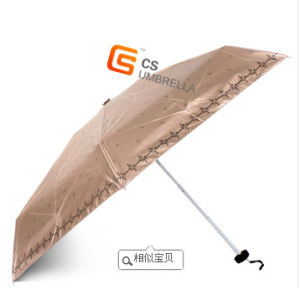 Promotion 5 Folding Umbrella &Gift Umbrella (YS-5F1001A)