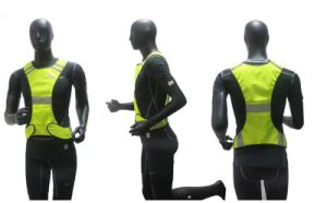 High Visibility Reflective Vest Security Equipment Night Work pictures & photos
