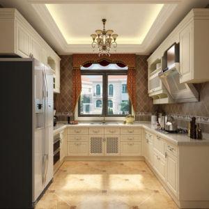 Modern Wood Kitchen Cabinet Furniture pictures & photos