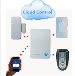 Finseen FC-300 868MHz Wireless Cloud IP Home Security Alarm System