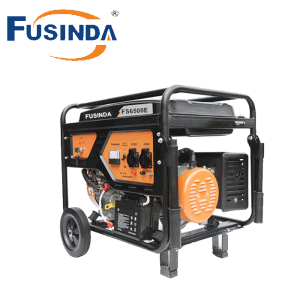 6kw High Quality Gasoline Generator with Electric Start Engine pictures & photos