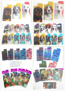 Wholesales Various Dog Images 3D Lenticular Phone Sticker pictures & photos