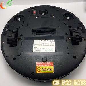 Buy Cheap Mopping Timer Cleaner Multifunction Robotic Auto Vacuum Cleaner 2017 pictures & photos