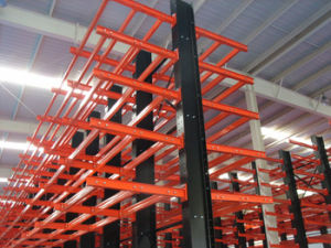 Warehouse Storage Cantilever Rack -Heavy Duty pictures & photos