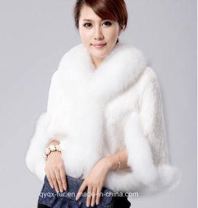 2014 Popular Series Top Quality Faux Fox Fur Vest (Qy-V3) pictures & photos