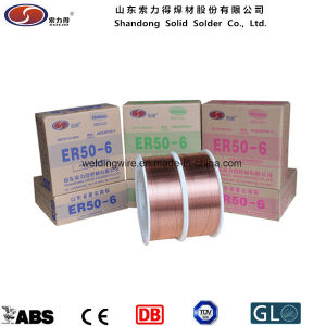 Er70s-6 Copper Coated Low Carbon Steel Welding Wire pictures & photos
