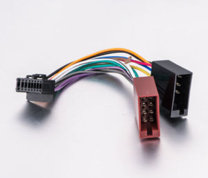 China Factory Aftermarket Radio Wiring Harness pictures & photos