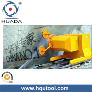 55kw Diamond Wire Saw Machine for Granite and Marble Quarry pictures & photos