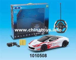 New Item Plastic Toys 4-CH R/C Car (1010508) pictures & photos