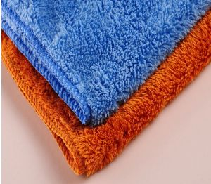 Ultra Plush Microfiber Towel for Car