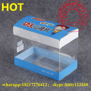 Wholesale Package Printed PVC Plastic Storage Boxes Best Price pictures & photos