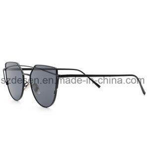 Hot Selling Custom Design Mirror Lens Metal Sunglasses pictures & photos