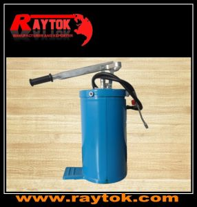 16L Hand Operated Grease Pump Without Wheel