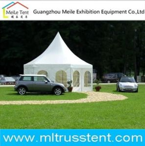 Hot Saled PVC Wall 6m Hexagonal Pagoda Dome Party Canopy pictures & photos