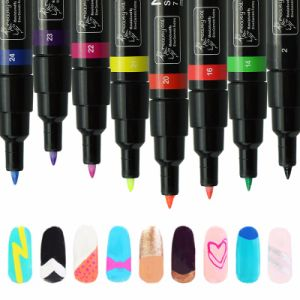 Manufactory DIY Paint Decoration Nail Art Polish Pen pictures & photos
