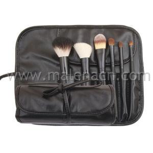 Natural Hair 6PCS Travel Makeup Brush Set pictures & photos