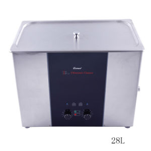 Cleaning Machine/ Industrial Ultrasonic Cleaner UMD280 with Manual Control and Heating
