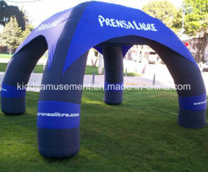 CE Customized Inflatable Toys Air Dome Tent