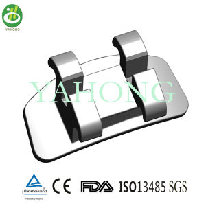 Orthodontic 1st Molar Edgewise Brackets with CE, ISO, FDA pictures & photos