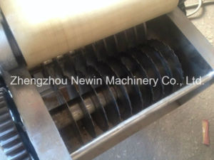 Automatic Frozen or Fresh Chicken Duck Cutter Machine pictures & photos