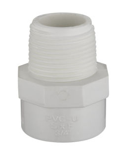 PVC Male Adapter pictures & photos