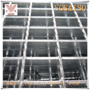 Galvanized Closed Bar Plain Steel Grating