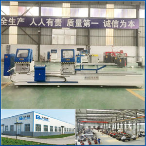 Automatic Double Saw for Cutting Aluminum Profile