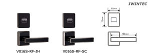 Quality Hotel Split Lock, RFID Card Key Lock (V6016S-RF) pictures & photos
