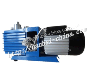 Direct-Drive Rotary Vane Vacuum Pump with CE Confirmed pictures & photos