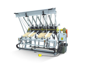 Double Sides Hydraulic Composer Pneumatic Clamp Carrier pictures & photos