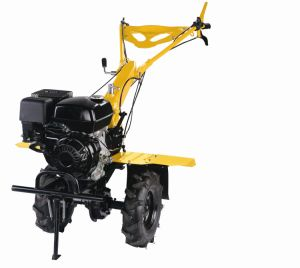 Professional Manual Rotary Tiller 9HP with Loncin Engine (TIG90125A-1) pictures & photos