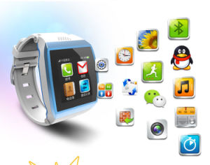 Fashion Sport Watch with Mobile Phone/MP3/Camera Function