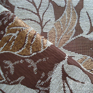 Upholstery Chenille Jacquard Sofa Fabric pictures & photos