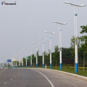 Fiberglass Outdoor Street Light Pole