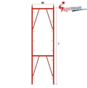 Frame Scaffold with Snap on Lock Scaffolding pictures & photos